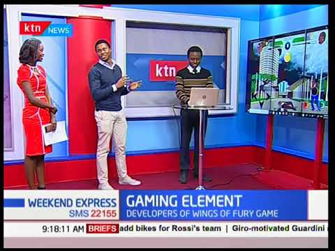 Gaming element: Game developers from Mekan games