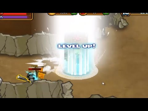 Dungeon Rampage - 5 Minute leveling