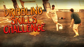 DRIBBLING SKILLS CHALLENGE!