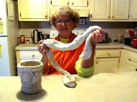 My How to make Paper Mache Recipe It Works In Ga.