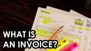 How do you get paid when you're self employed? Invoices explained!