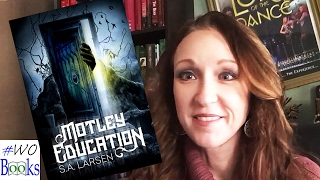 Q&A with Author S.A. Larsen