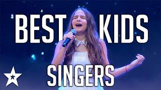 TOP 10 Kid Singers Of 2018 WORLDWIDE on Got Talent Global