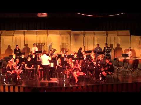 2018 Fruitport HS Wind Ensemble - Spring Concert - Highland Legend