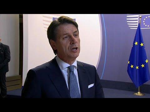 euronews (in Italiano): Juncker risponde alle lettere di Conte