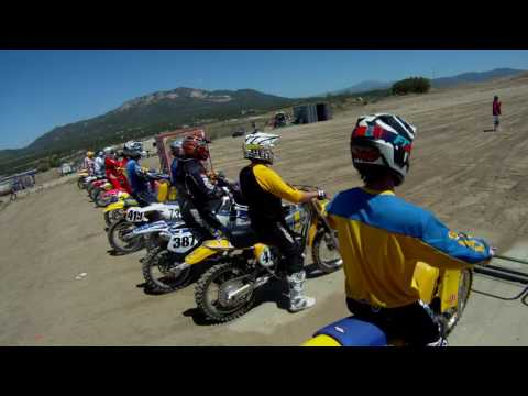 CALVMX 5-22-16 at Cahuilla Creek Motocross, Race 4, Moto 1