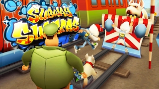 Subway Surfers Full Gameplay For Children HD!