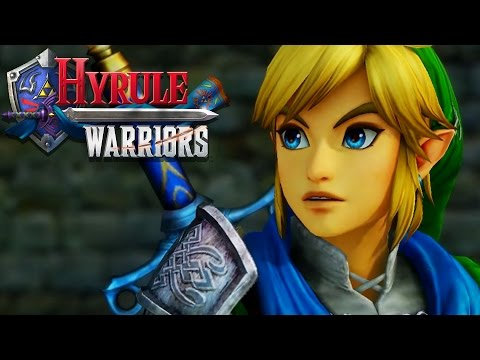 Hyrule Warriors Game Movie (All Story Cutscenes) Legend of Zelda 1080p HD