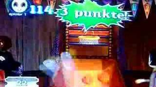 WII Basketball Party Game