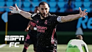 Karim Benzema rescues Real Madrid yet again Is a France recall imminent ESPN FC