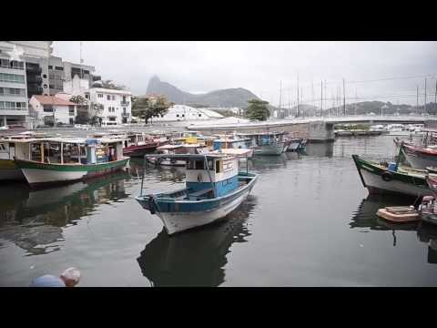 Rio's Water Quality A Fluid Situation