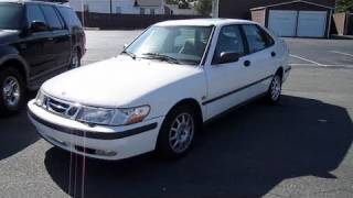 Replaced the Turbo in the 2000 Saab 9-3 Hatchback (Start Up, First Drive, Before/After)
