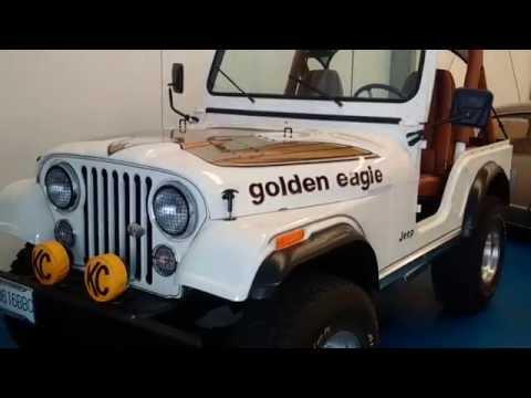 1980 Jeep CJ5 Golden Eagle V8