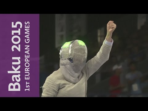 DAY 13 Replay | Badminton, Beach Soccer, 3x3 Basketball & Fencing | Baku 2015 European Games