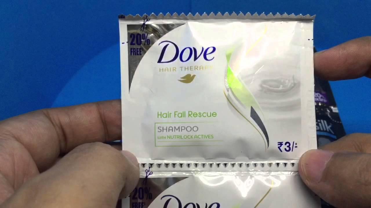 Sachet Shampoos Youtube