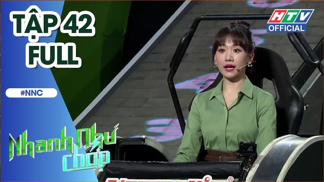 NHANH NHƯ CHỚP | Hari trở lại, dập tan tin đồn mâu thuẫn với Trường Giang | NNC #42 FULL| 26/1/2019
