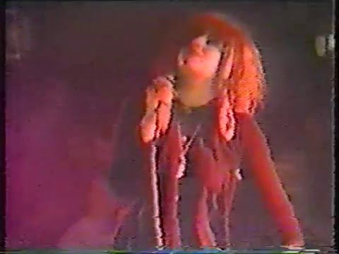 The Birthday Party / Lydia Lunch / Die Haut Live Koln 02/07/82