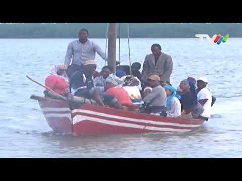 Negligência é principal causa do naufrágio em Cabo Delgado