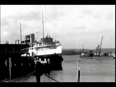 Home Movie of Downtown Victoria from the 1940s