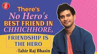 Tahir Raj Bhasin's Heartfelt Take On Chhichhore, Friendship, Sunil Gavaskar And Ranveer Singh's 83