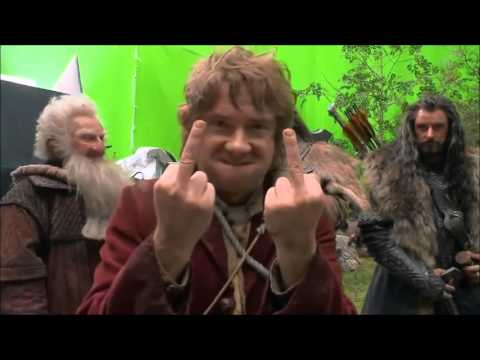The Hobbit - Funny Moments part 2