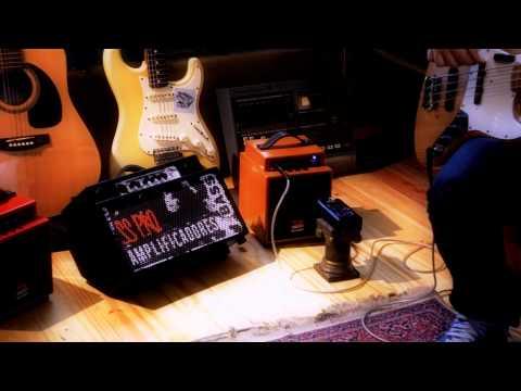 AMPLIFICADOR SS PRO 20 Bass Rock -Joni Monty test#2