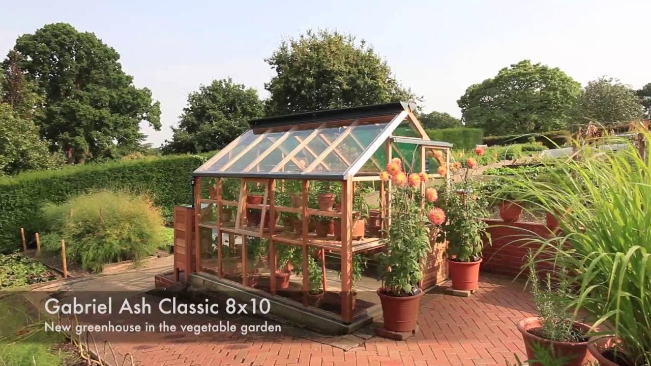 Gabriel Ash At Rhs Garden Wisley Youtube