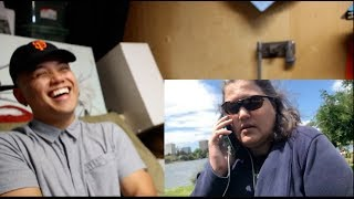 Woman distresses innocent man BBQing in Oakland, CA
