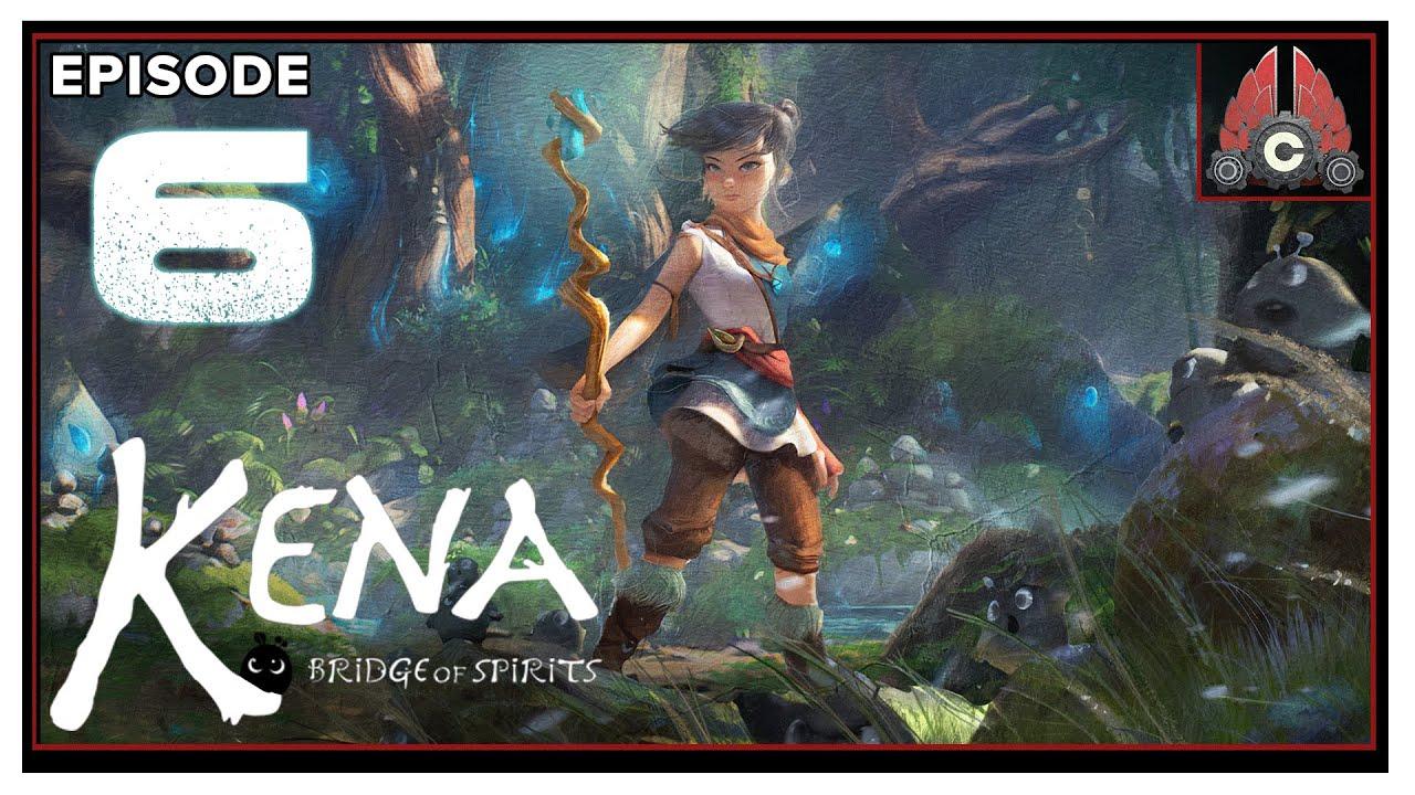 CohhCarnage Plays Kena: Bridge Of Spirits - Episode 6
