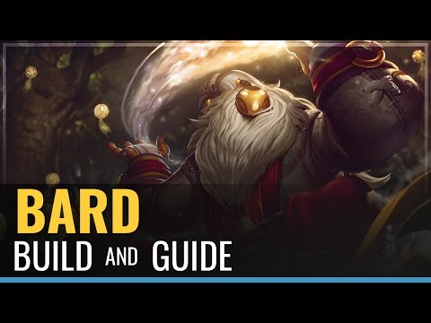 League Of Legends - Bard Build And Guide