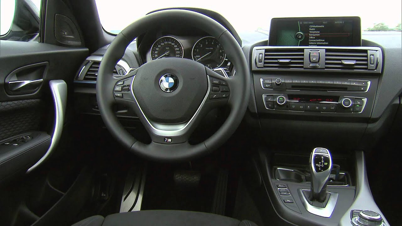 New BMW 1 Series 135i M-Sport 3 Doors: Design Interior and ...