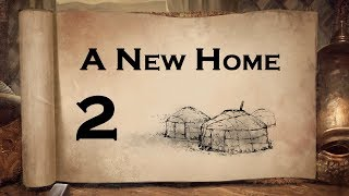 AOE2:DE - The Last Khans Campaign: Kotyan Khan 5. A New Home (Alternate Playthrough)