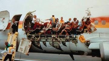 Die spektakulärsten Flugzeugunfälle - gefilmt auf Kamera!