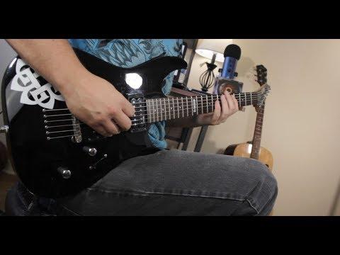 "Breaking Benjamin - ""Tourniquet"" (Guitar Cover)"