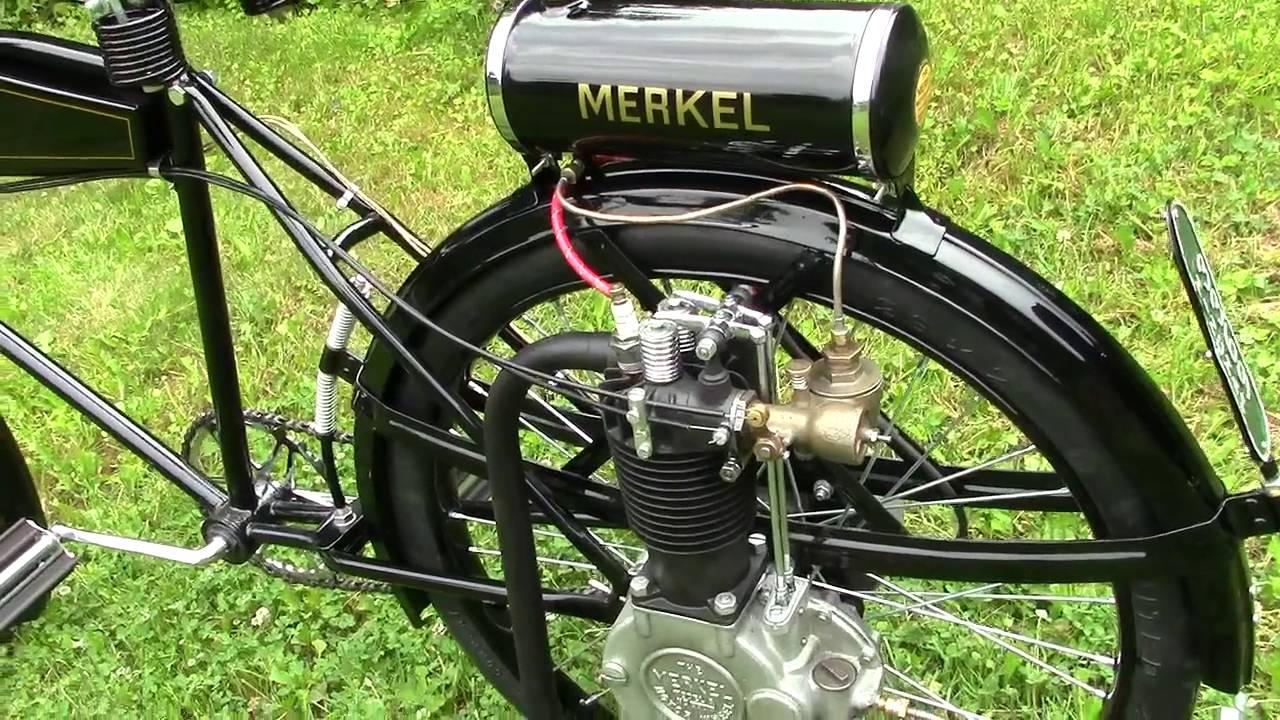 Merkel Motor Wheel Youtube
