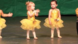 Lorelei's First Dance Recital