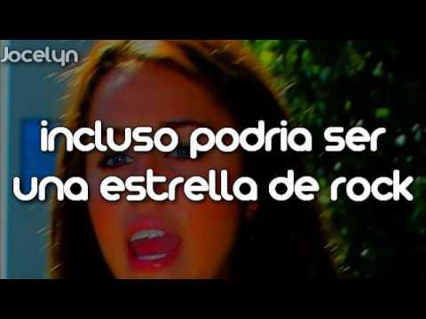 Miley Cyrus (Hanah Montana) - Rock Star (Español)