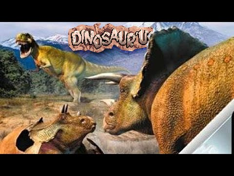 Become the Dinosaur!! - Dinosaur'us - Part 1