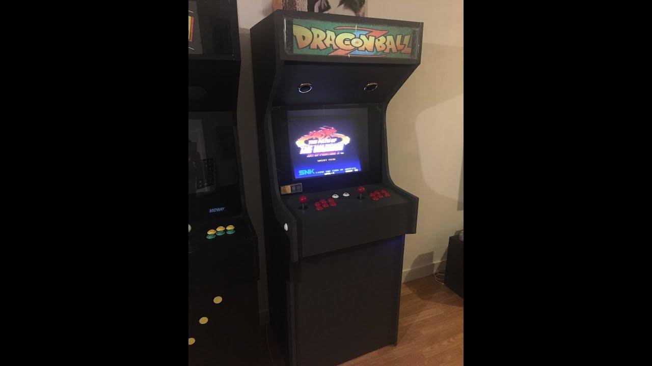 borne arcade ghostbuster
