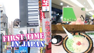 First Timers in Japan | LifeWithAbbyAndRj