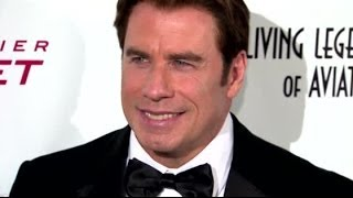 John Travolta Mispronounces Name At The Oscars