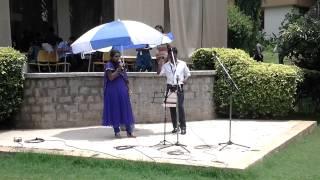 Naguva Nayana Madhura Mouna(cover)
