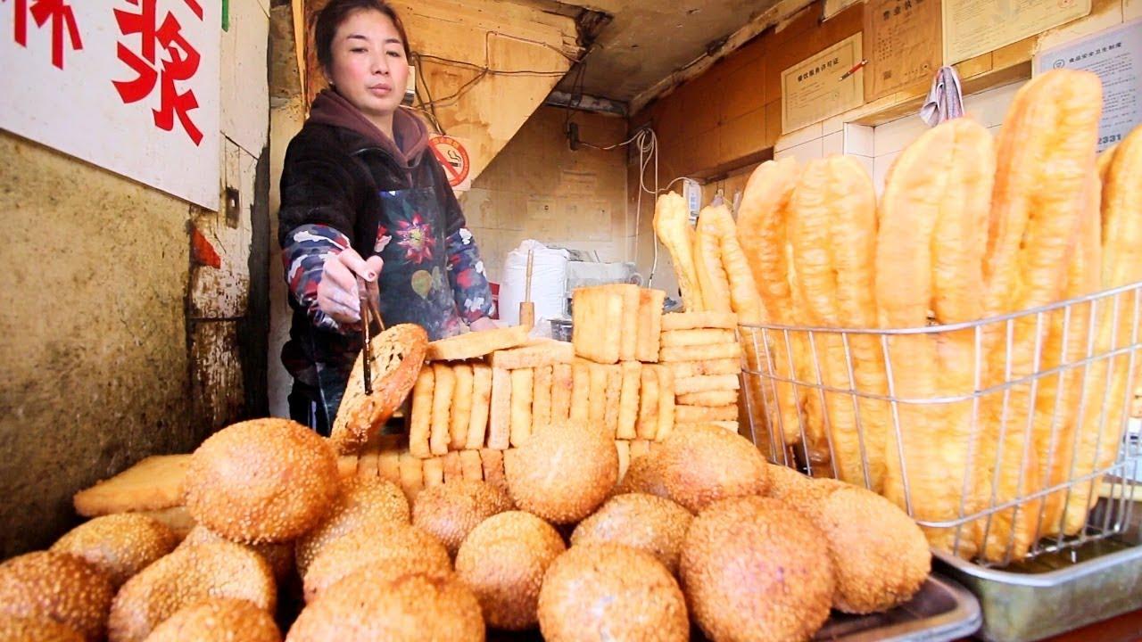Shanghai's BEST Street Food tour | AUTHENTIC Chinese Street Food w/ Lost Plate - Shanghai, Chin