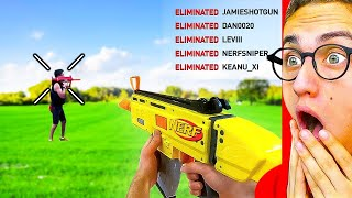 EXTREME NERF VIDEO GAMES in REAL LIFE!