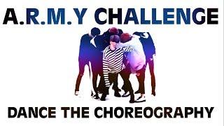 A.R.M.Y CHALLENGE Dance The Choreography / Baila La Coreografia NIVEL: EASY (CC ENG)