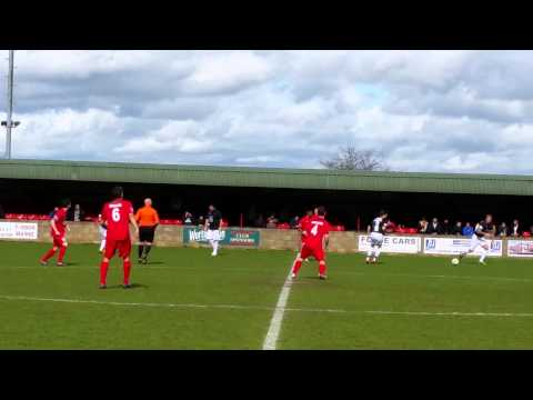 Celeb charity footy - Quorn FC - jack oldacres