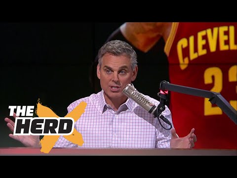 Are LeBron's days in Cleveland numbered? | THE HERD