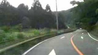 福岡県道65号筑紫野筑穂線/米ノ山峠【3倍速】