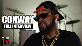Conway Getting Shot in the Head, Face Paralyzed, Signing to Eminem (Full Interview)