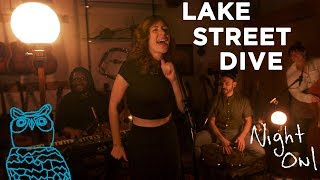 Скачать Lake Street Dive Baby Don T Leave Me Alone With My Thoughts Night Owl NPR Music